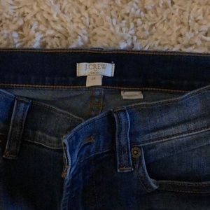 J Crew Size 28 Women's distressed jeans